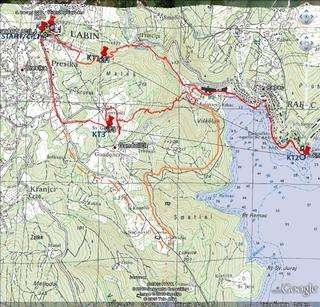 IstraTrek2010 - Aktivna kategorija - Cijela staza